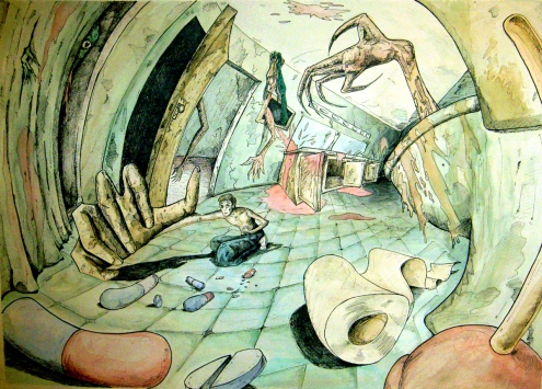 Drug_Addiction_by_ScottyRobotty